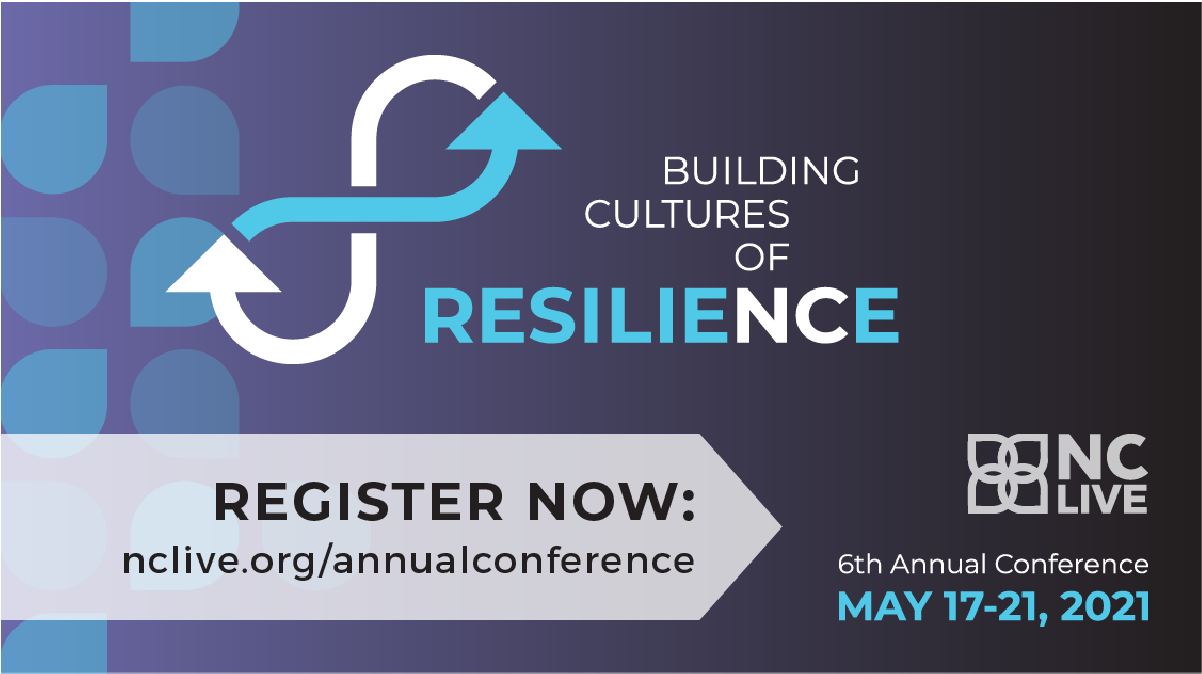 Building Cultures of Resilience. Register now! May 17-21, 2021