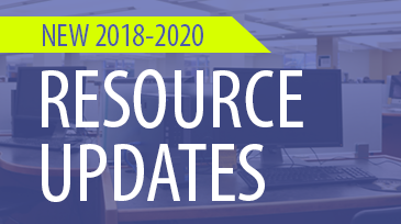 2018-2020 Resource Updates